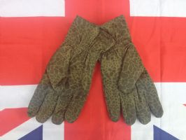 #NEW# SWISS PUMA CAMO PATTERN COLD WEATHER GLOVES